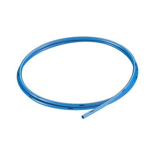 PUN-H-4X0,75-BL  Levegőcső, kék
