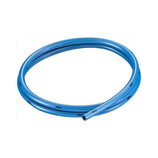 PUN-H-8x1,25-BL  Levegőcső, kék