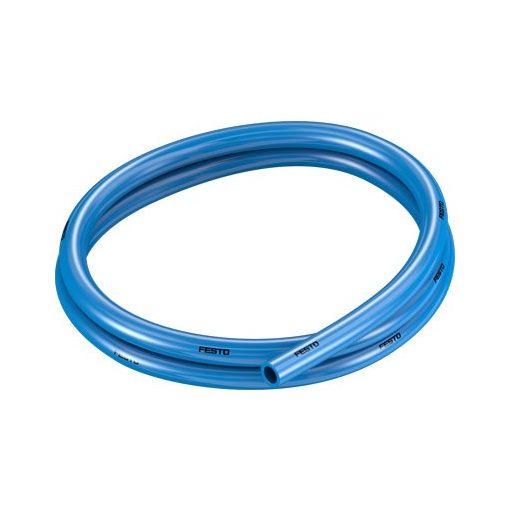 PUN-H-12X2-BL  Levegőcső, kék